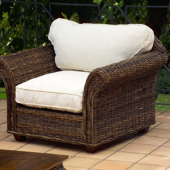 Poltrona in rattan poltrone etniche for Poltrone vendita on line