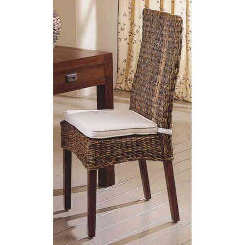 Sedie etniche legno sedie vintage e industrial su etnico - Sedia in rattan ...