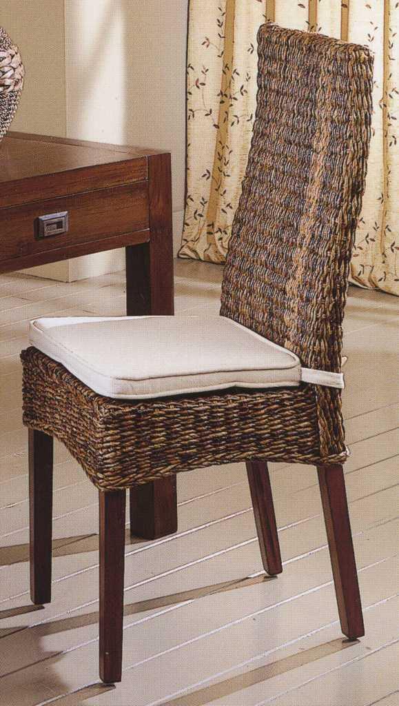 Sedia in banano Sedie etniche online