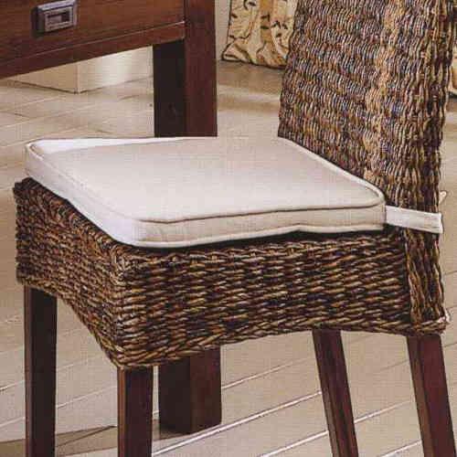 Cuscino per sedia banano - Mobili Etnici Provenzali Shabby Chic ...