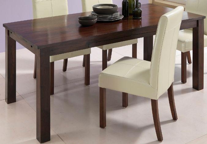 Tavolo etnico allungabile teak tavoli vintage legno massello - Tavoli vintage legno ...