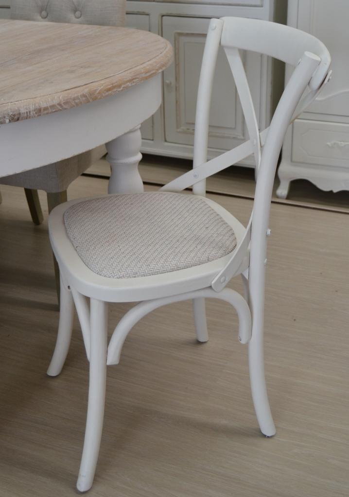 Sedia shabby bianca sedie provenzali legno shabby chic - Scritte in legno shabby ...