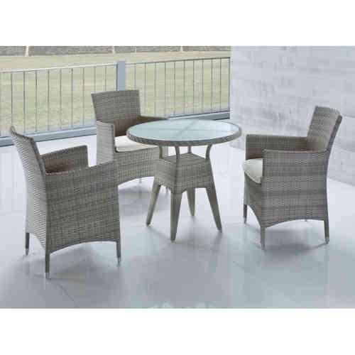 Set tavoli e sedie polyrattan offerte sconti 70 su etnico for Sconti sedie