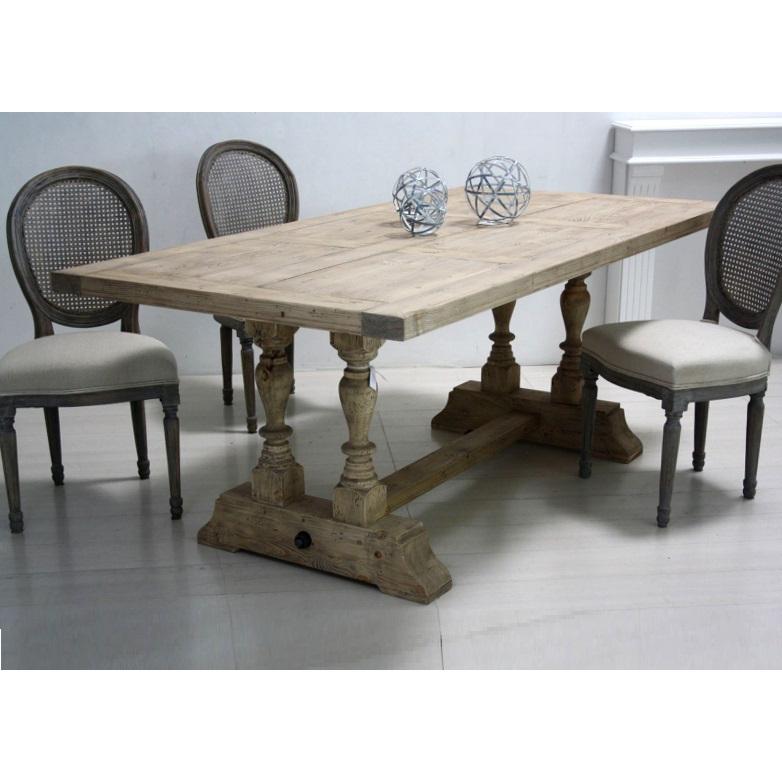 Tavolo legno shabby chic tavoli legno bianchi - Tavolo shabby chic ...