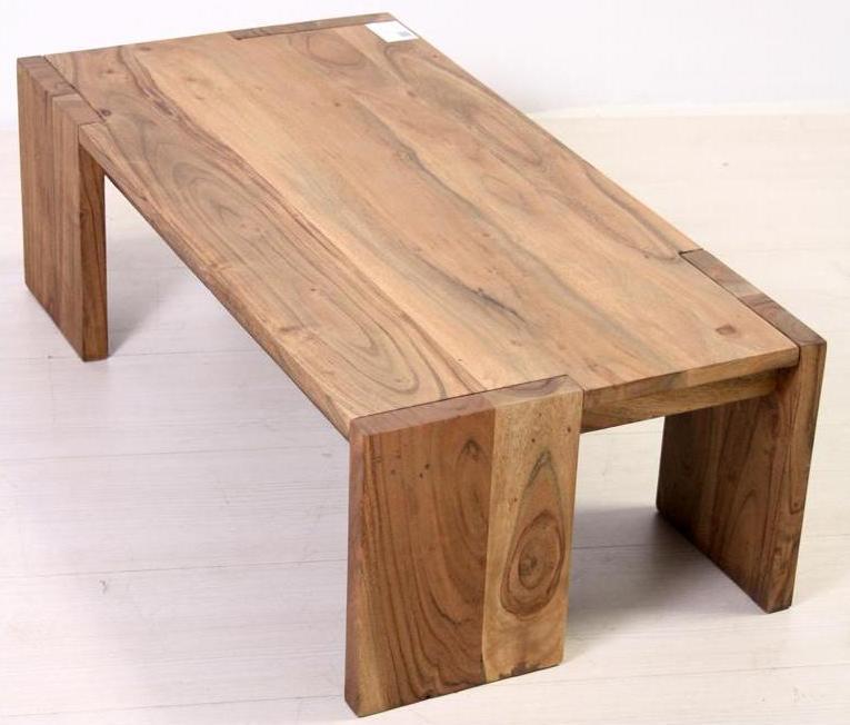 Tavolo etnico legno naturale - Etnico Outlet mobili etnici