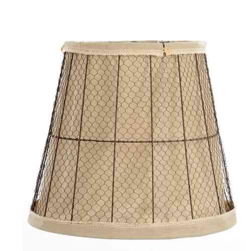 paralume provenzale lino n prodotto jp13855 lampadario provenzale in ...