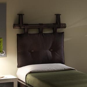 Cuscino per testata letto singolo