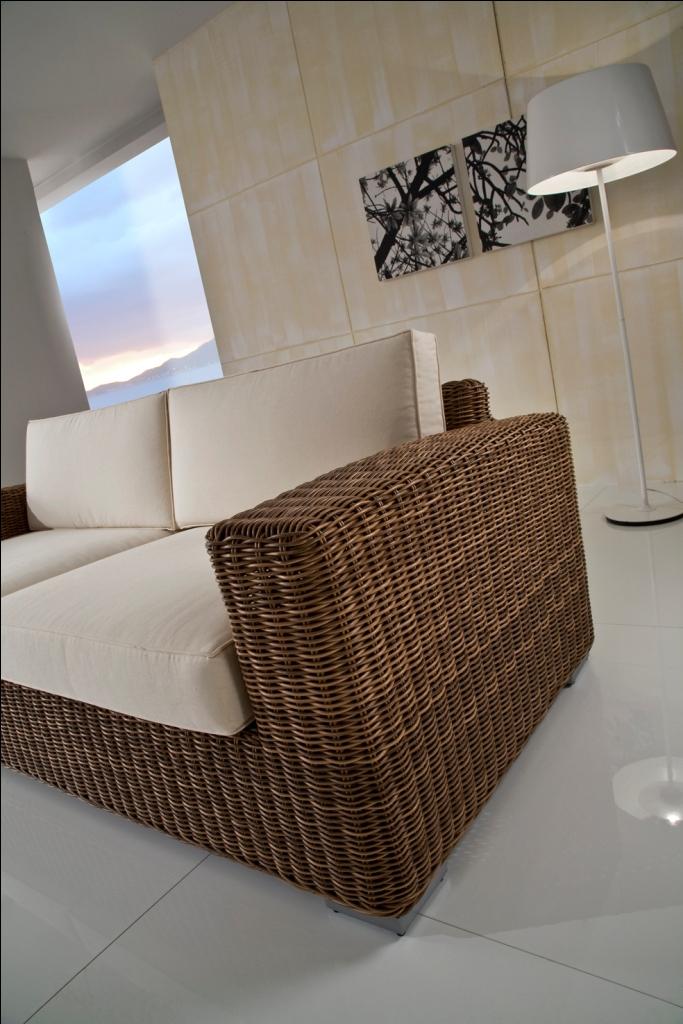 Divano Giardino Polyrattan ~ Idee per il design della casa