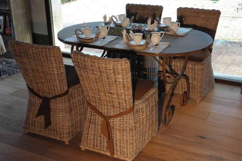 Tavoli soggiorno in ferro battuto decora la tua vita for Carrefour arredo giardino 2017