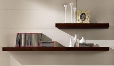 Ripiani In Legno Grezzo : Ripiani in legno massello. great galery of mobili soggiorno con