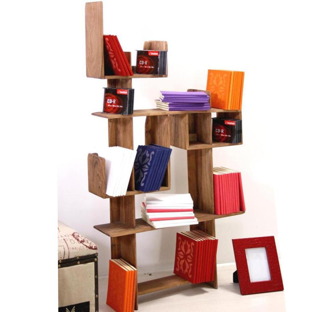 Beautiful porta cd legno gallery for Arredamento legno naturale