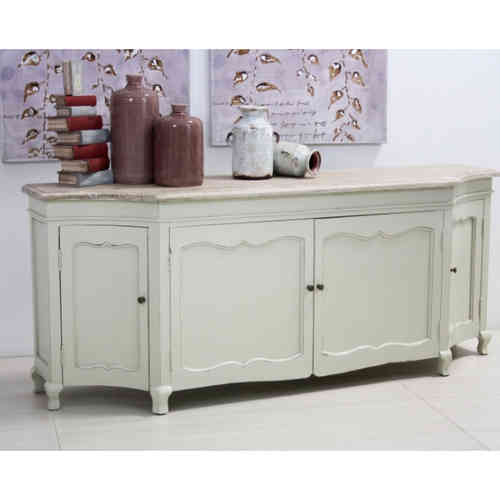 Buffet e credenze provenzali shabby chic on line etnico for Mobile tv shabby