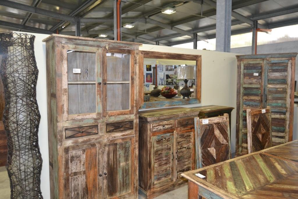 Armadio stipo etnico vintage armadi industrial for Mobili vintage