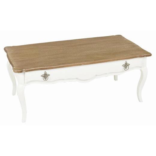 Tavolino legno shabby chic etnico outlet mobili etnici - Tavolino salotto etnico ...