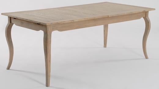 Tavolo provenzale legno naturale mobili provenzali shabby chic - Tavolo legno naturale ...