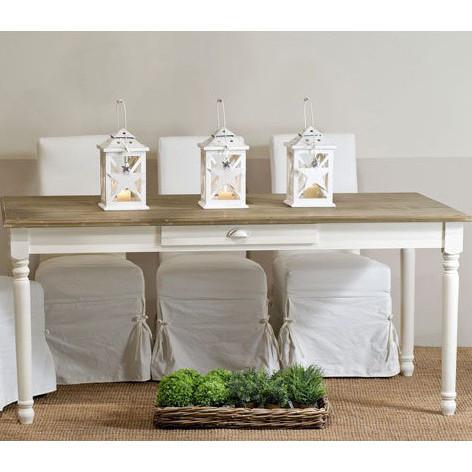 Tavoli provenzali e shabby chic nuovi arrivi e nuove proposte for Arredamento stile provenzale on line