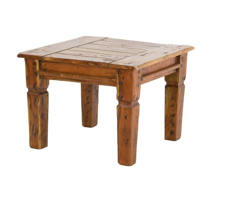 Tavolino country legno massello tavolini rustici online - Tavolini rustici ...
