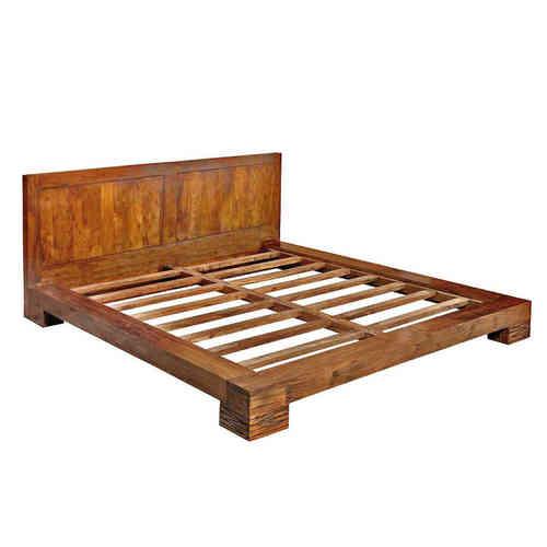 LETTI ETNICI legno massello teak Offerte on line su ETNICO ...