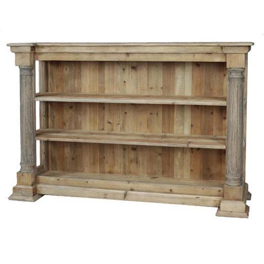 Consolle etnica legno naturale Etnico Outlet mobili orientali