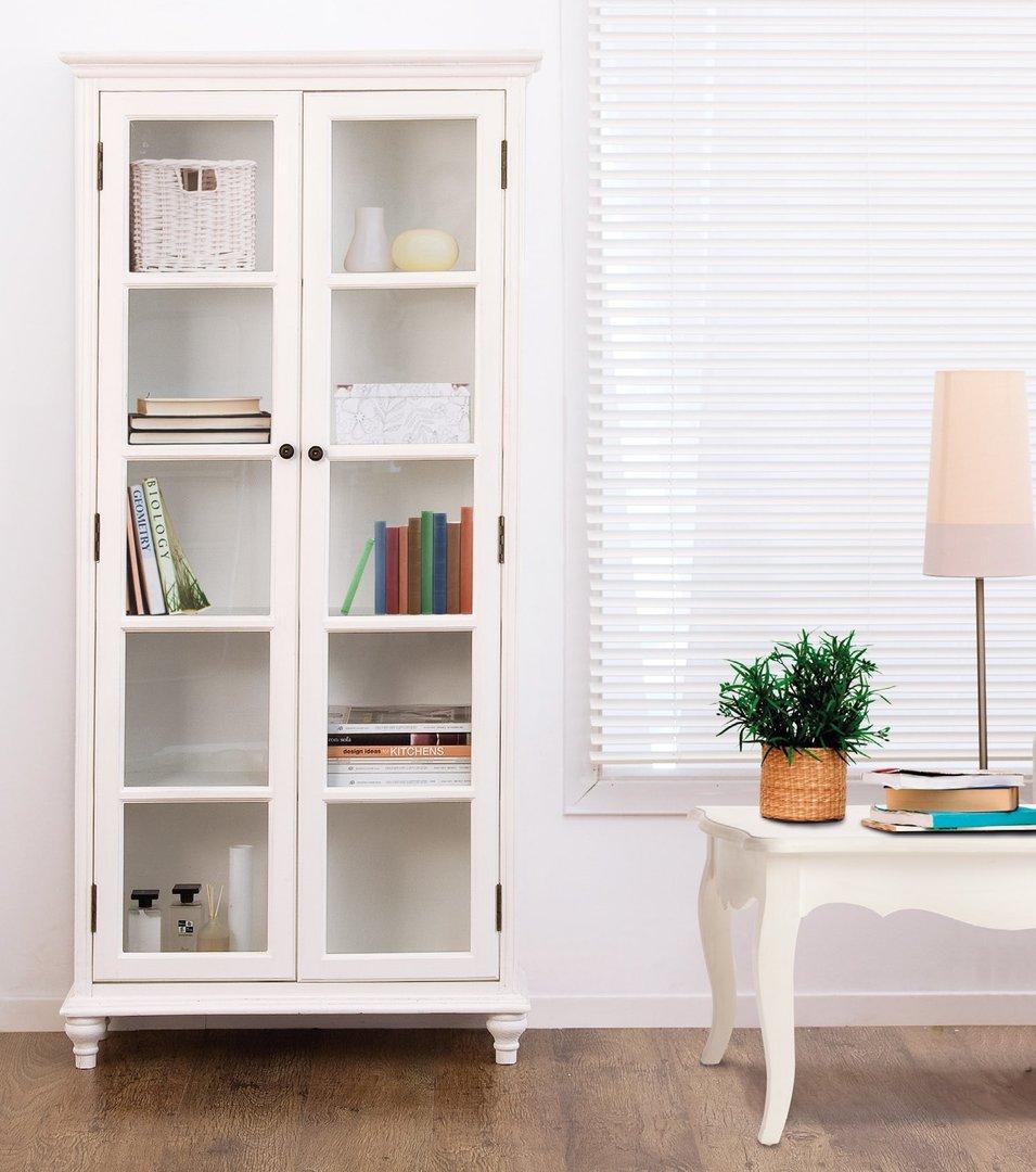 Consolle legno bianca mobili shabby chic for Consolle legno