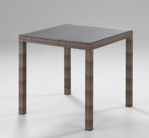 Tavolo quadrato Croco - Etnico Outlet mobili etnici