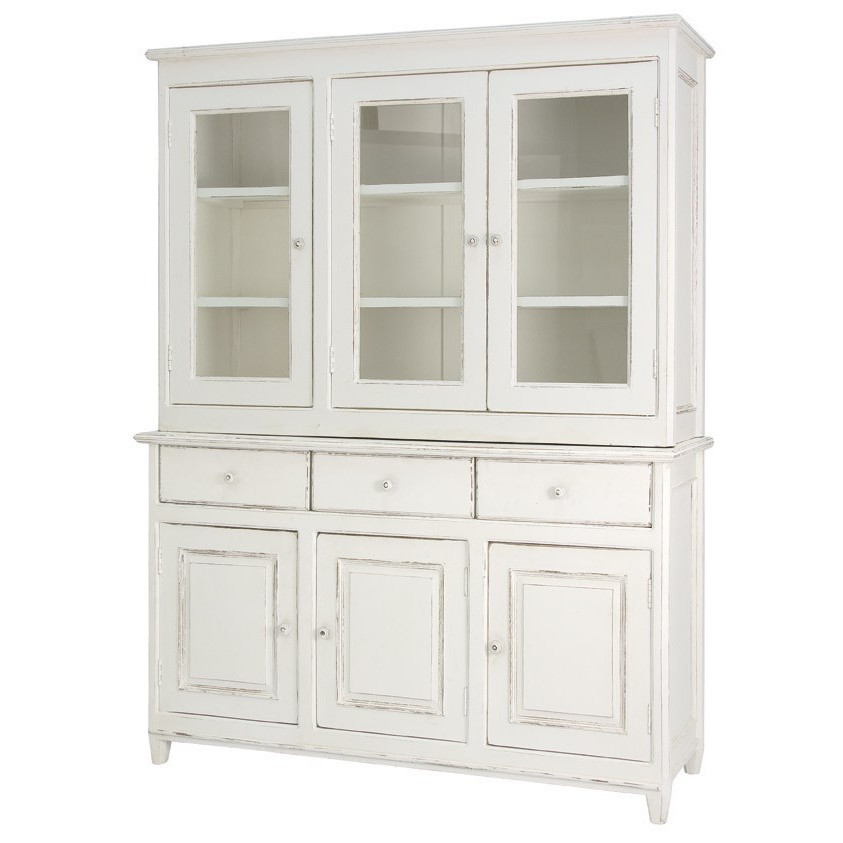 Mobili shabby chic on line tutte le offerte cascare a for Credenza shabby chic online