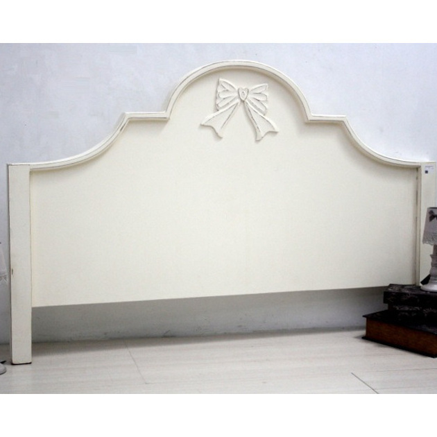 Testata letto matrimoniale shabby francese etnico outlet - Testate letto shabby chic ...