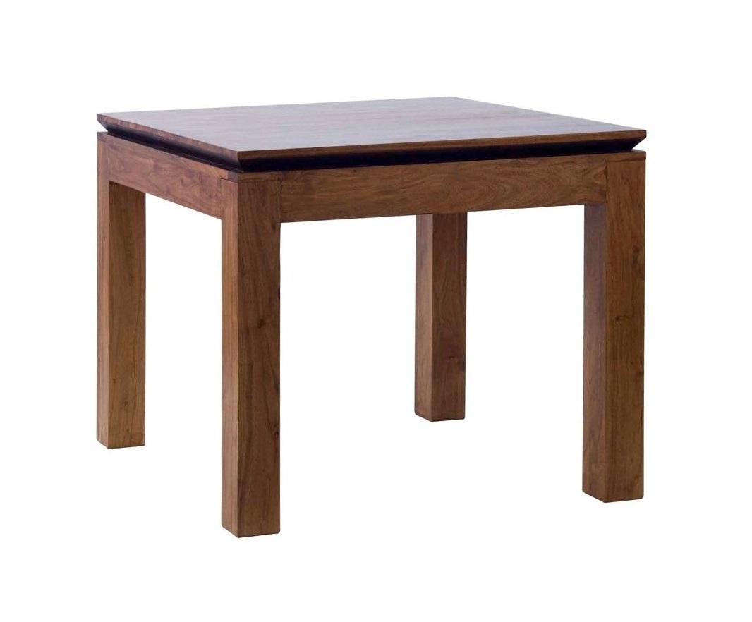 Tavolo etnico legno massiccio mobili etnici online - Tavoli in legno massiccio ...