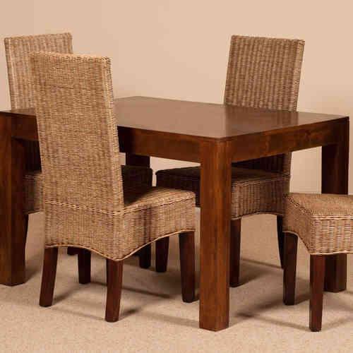 Tavoli etnici legno vendita online prezzi scontati etnico for Tavoli in legno allungabili massello
