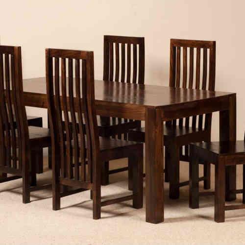 Tavoli etnici legno vendita online prezzi scontati etnico for Tavolo legno massello prezzi