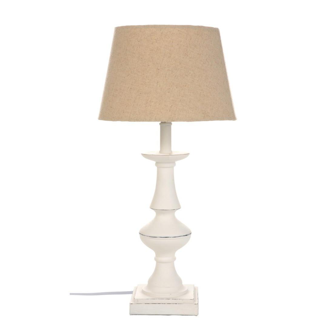 Lampada da tavolo bianca shabby chic etnico outlet offerte - Lampada da tavolo pipistrello ...