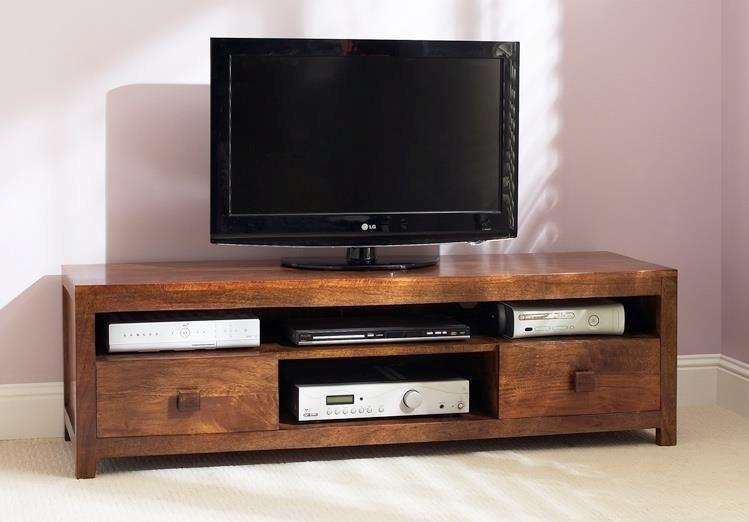 Mobile porta tv etnico legno con cassetti prezzi scontati online - Mobili per tv in legno ...