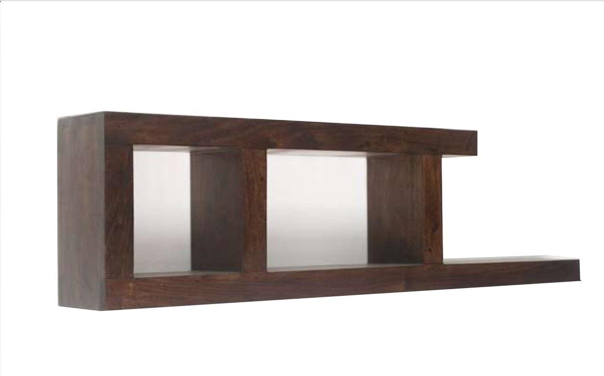 Mensole con cassetto for Cubi in legno per arredare