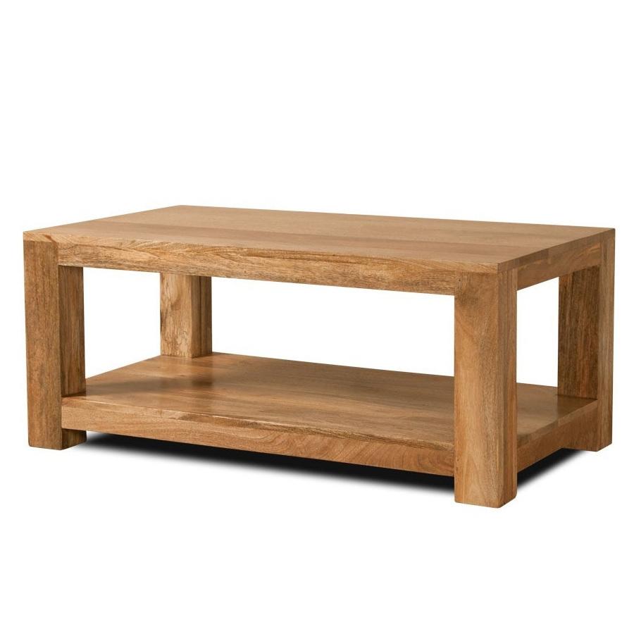 Tavolino etnico legno massello tavoli bassi teak for Tavolini in legno e vetro