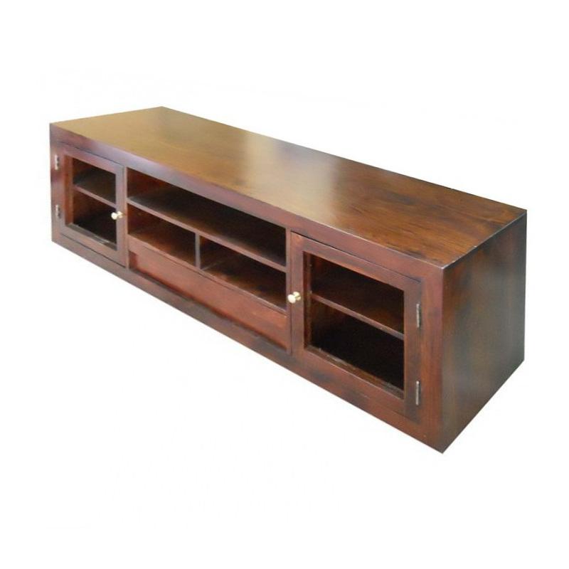 Awesome porta tv in legno contemporary acrylicgiftware for Outlet mobili online vendita