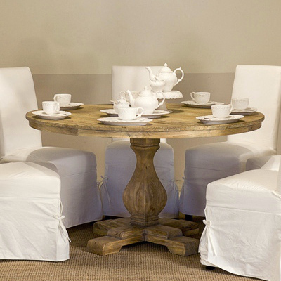Tavoli legno provenzali e shabby chic novità online etnico outlet