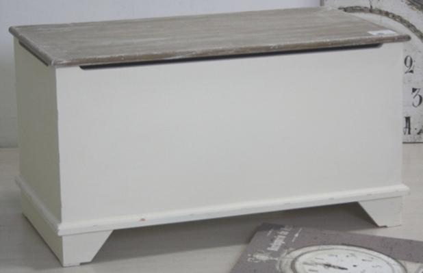 Baule provenzale decapato offerta e sconti su acquisti online for Cassapanche in offerta