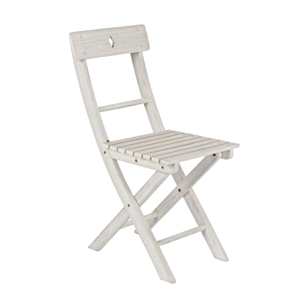 Set tavolo e sedie giardino bianco shabby offerte online for Sedie offerte on line