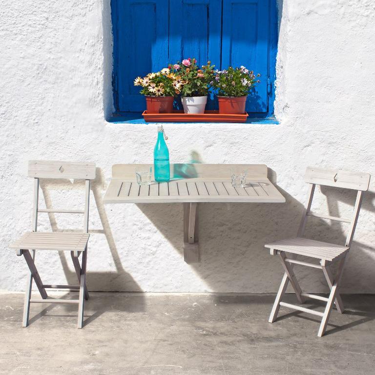Set tavolo e sedie giardino bianco shabby offerte online - Sedie giardino legno ...