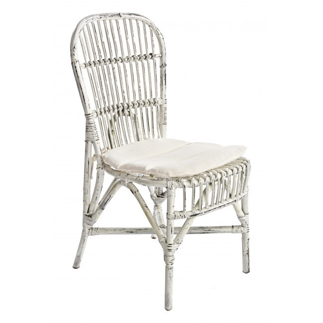 Set tavolo e sedie shabby giardino bianco offerte online for Sedie shabby chic usate