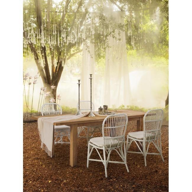 Set tavolo e sedie shabby giardino bianco offerte online - Set tavolo e sedie rattan ...