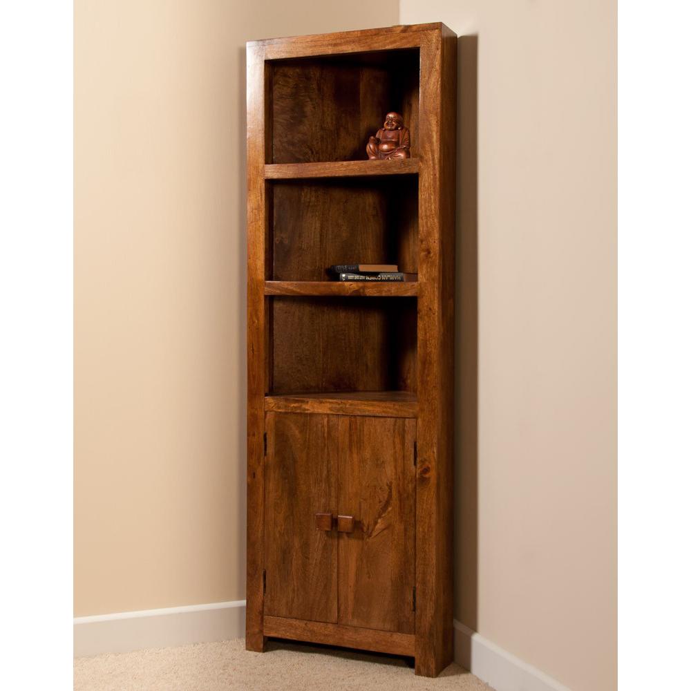 Angoliera etnica in legno mobili angolo etnici - Mobili in legno ...