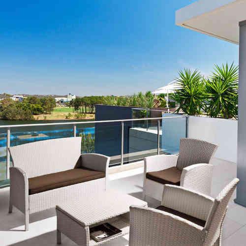 Salotto giardino bianco idee per il design della casa - Salotto da giardino ikea ...