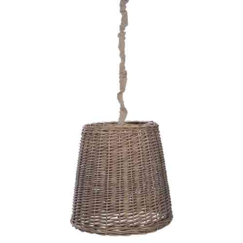 lampadari in rattan : Lampadario provenzale 6 luci
