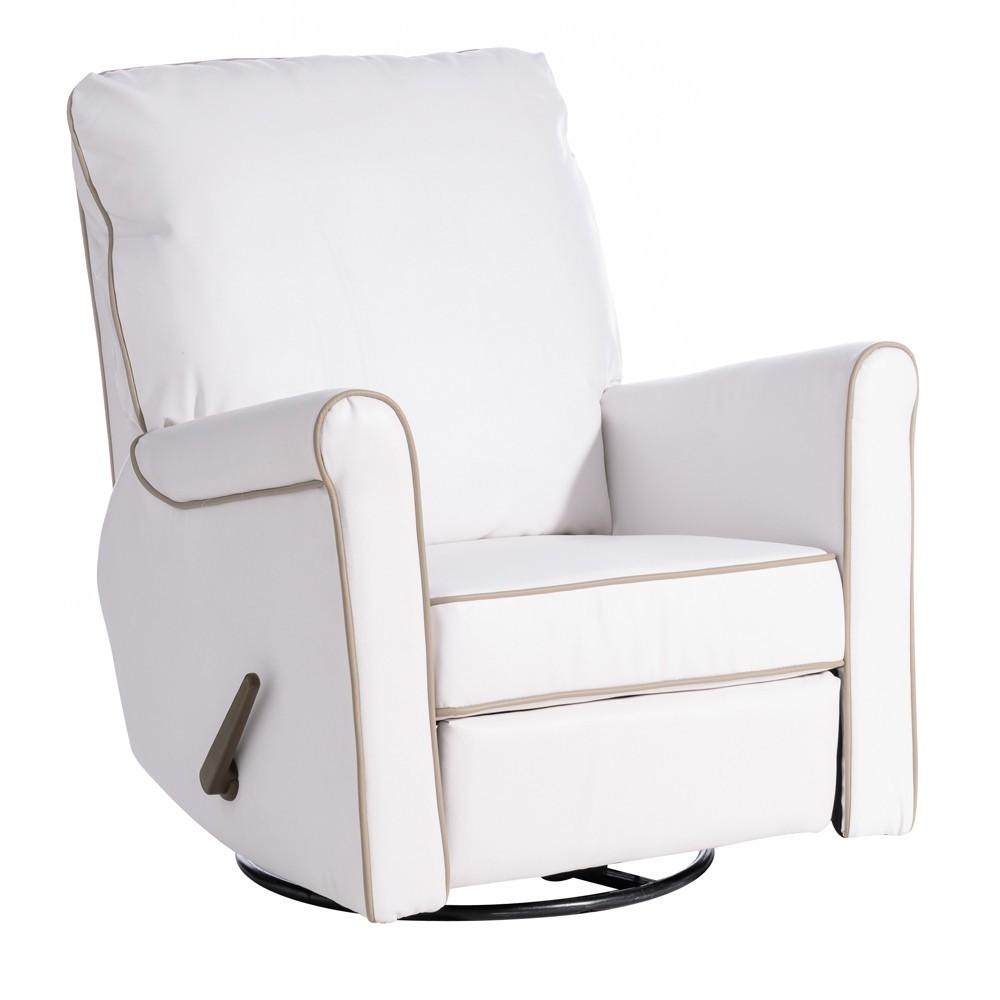 Poltrona reclinabile bianca poltrone provenzali bianche for Poltrona reclinabile