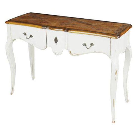 Consolle francese shabby chic mobili ingresso provenzali for Consolle shabby chic