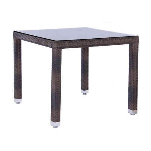 Tavoli da giardino polyrattan per esterno prezzi etnico outlet - Tavoli da giardino rattan prezzi ...