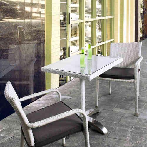 Set tavoli e sedie polyrattan offerte sconti 70 su etnico for Arredamento completo offerte milano