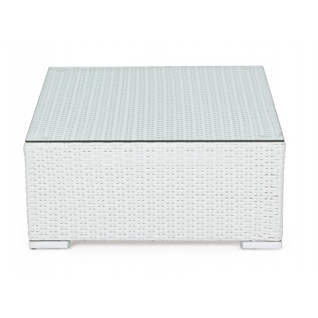 Salotto completo bianco da esterno - Etnico Outlet mobili ...