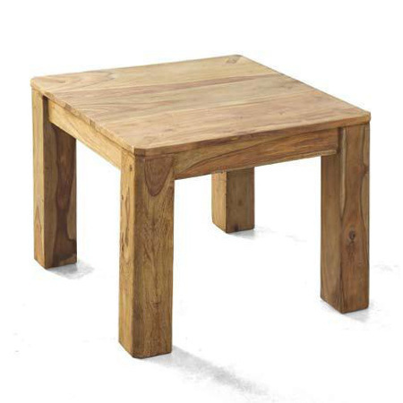 Tavolo fumo legno naturale outlet mobili etnici - Tavolo legno naturale ...